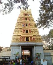 Nimishamba Temple