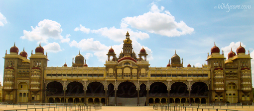 Mysore Palace Front view