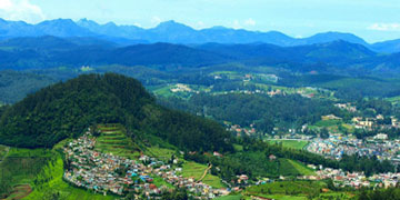 Mysore Coorg Ooty Tour Car Package from Mysore